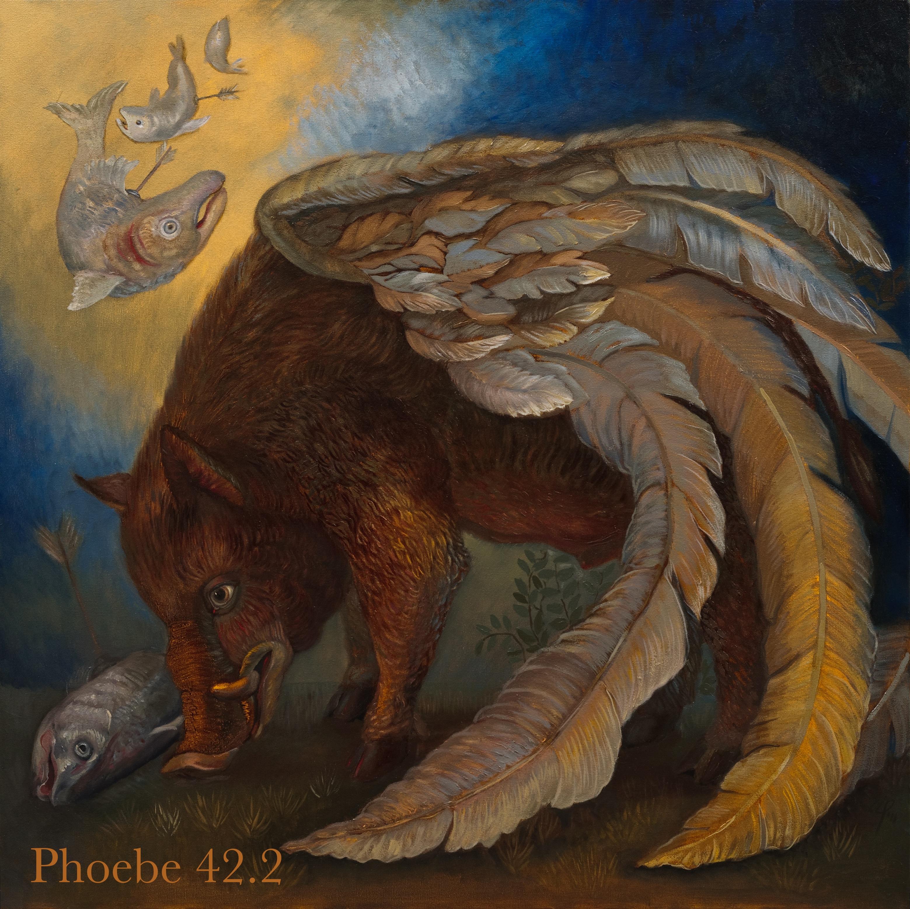 Web Cover Chrysaor's Spoils – phoebe